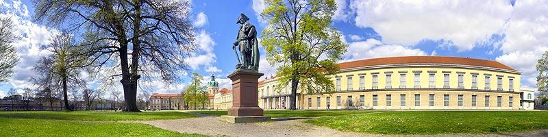 Friedrichdenkmal Schloss Charlottenburg