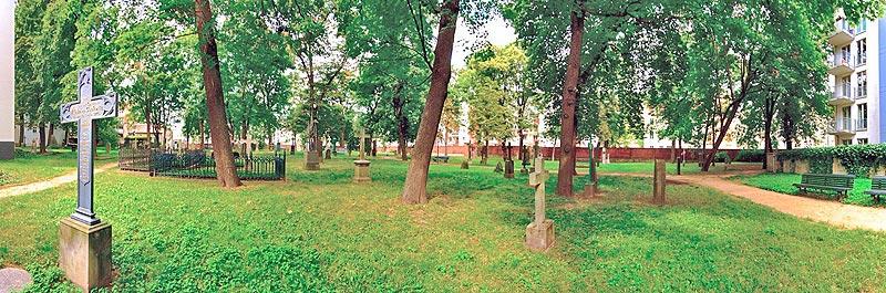 Garnisionsfriedhof Berlin