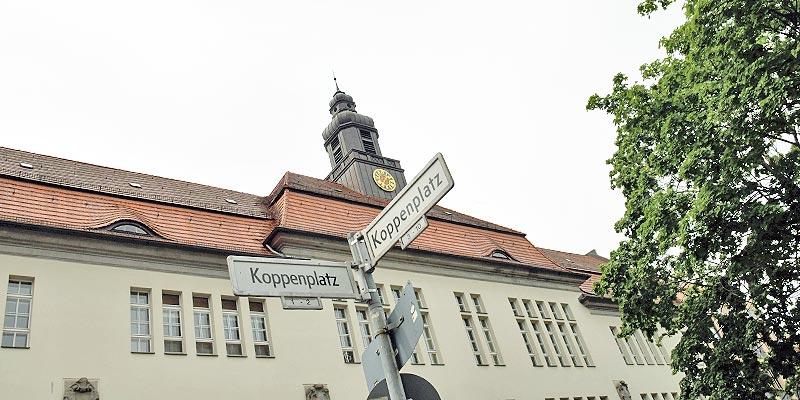 Schule Koppenplatz